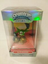 SKYLANDERS  - EON'S ELITE - ELITE BOOMER FIGURE - IN BOX - FREE SHIPPING