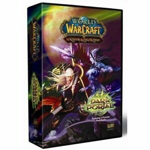 WORLD OF WARCRAFT TRADING CARD GAME THROUGH THE DARK PORTAL STARTER DECK NEW