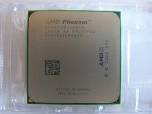 AMD Phenom X 9650 - 2,3 GHz Quad-Core (HD9650WCJ4BGH) CPU ; Prozessor