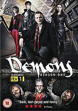 Demons - Series 1 (2009, 2-Disc Set) stars Phillip Glenister new and wrapped