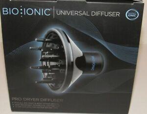 Bio Ionic Pro Universal Hair Dryer DIFFUSER NIB Durable Lightweight Heat Resist
