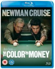 Color of Money 8717418476694 With Tom Cruise Blu-ray Region B
