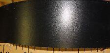 """Black melamine edgebanding 11/16"""" x 120"""" with preglued hot melt adhesive iron on"""