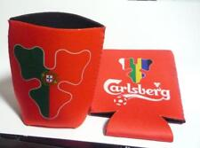 CARLSBERG BEER World Cup 2018 Russia CAN COOLER SLEEVE Red PORTUGAL