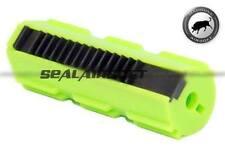Madbull Alien Green Polymer Piston MIM Full Teeth for Airsoft V.2/ 3 AEG Gearbox