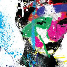 """Kate Moss"" Street Art/graffiti inspired limited edition print."