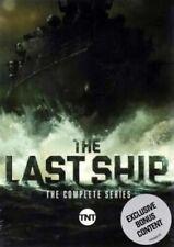 The Last Ship The Complete Series Seasons 1-5 (DVD,15-Disc Box Set)