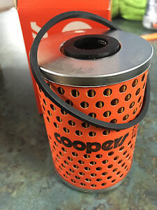 NOS Lotus Elan / Cortina 036E6005 oil filter. Coopers G724 - Case of 10