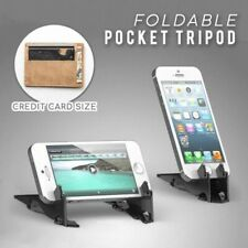 Foldable Pocket Tripod Universal Mobile Phone Stand Holder Cradle Adjustable IT