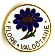 Spilla Montagna - Flore Valdôtaine Diametro cm 2,8
