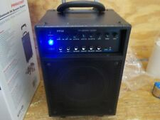 Pyle Wireless Portable PA System-400W Bluetooth Compatible Rechargeable Battery