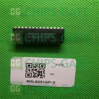 1PCS M5L8251AP-5 Encapsulation:DIP28,PROGRAMMABLE PERIPHERAL INTERFACE