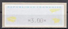Briefmarken Frankreich FRA ATM (TD) ** 2000 Michel ATM 17.1e = 1 Wert