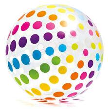 Intex 59065 Wasserball aufblasbarer Jumbo Ball Beachball Megaball Riesenball XXL