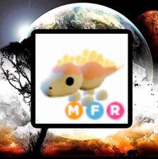 🦖⭐️Mega Neon Stegosaurus MFR ⛰🦕Adopt Me Roblox💫 Virtual pet 💫 Fossil Egg 🥚