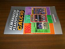 GAZZETTA DELLO SPORT ALMANACCO ILLUSTRATO DEL CALCIO PANINI 1986-1987-1988