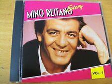 MINO REITANO STORY VOL 1 CD MINT- -  AIRPLANE NO BARCODE