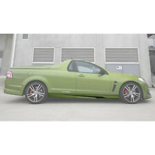 NEW GENUINE HSV MALOO LEFT-HAND SIDE SKIRT SPITFIRE GREEN PART A08130505SF