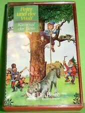 Peter und der Wolf & Karneval der Tiere (Kassette | MC)