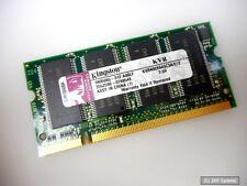 Kingston 512mb RDA 3200/400 SO-DIMM 32m*16 200 pins 2,6v cl3, kvr400x64sc3a/512