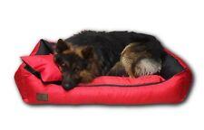 Wasserfestes Hundebett Hundesofa Hundekissen Hundekörbchen 90 X 60cm wasserdicht