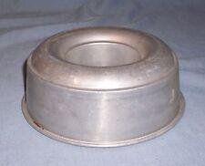 """Vintage Small Aluminum Jello Ice Ring Mold Bundt Pan 6 1/2"""""""