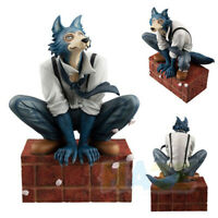 Anime BEASTARS Wolf Legoshi PVC Action Figure Statue Toy 17cm In Box Collection