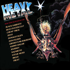 Heavy Metal MUSIC FROM THE MOVIE Various Artists SOUNDTRACK New Vinyl 2 LP