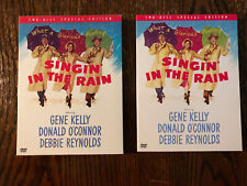 Singin' in the Rain Dvd Stanley Donen(Dir) 1952 One Owner -handled with care