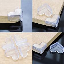 Kind-Baby-sichere Silikon-Schutz-Tabelle Herz-Eckkantenschutz-Abdeckung PVC AB