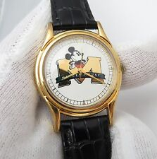MICKY MOUSE, Disney Store,Classic Retro Style,Disney Band, MENS/UNISEX WATCH 49