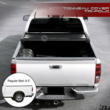 """For 1997-2003 Ford F150/F250 6.5 Ft 78"""" Bed Tri Fold Soft Vinyl Tonneau Cover"""