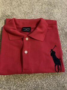 Ralph lauren polo shirt xl used