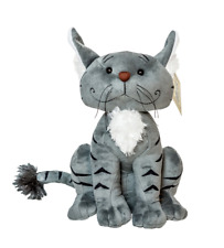 Matisse the cat soft toy
