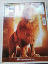 TOTAL FILM magazine Issue 109 December 2005  NARNIA  ASLAN subscriber cover