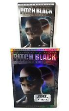 Pitch Black (Dvd, 2004, Unrated, Directors Cut, Full Frame Edition) New