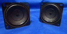 2x Boston Acoustics MR110 3 inch Speaker 304-B00MR100800
