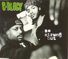 Maxi CD - C-Block - So Strung Out - #A2139