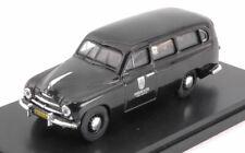 Skoda 1201 1956 Pompe Funebri (Funeral Car) 1:43 Model ABREX