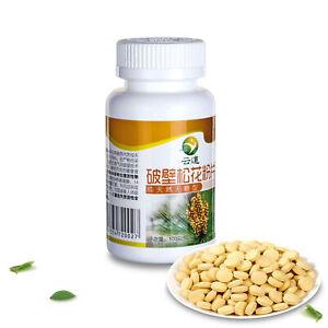 Mountain Harvest Shell-Broken Natural Pine Pollen Small Tablet Bottle Seal Pack