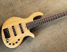 Elrick Gold Series E-volution 5 String Bass Guitar