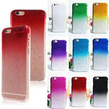 Gradient Water Drop iPhone 5/5s and 6 Case w/3 Free Gifts and Shipping 9 Colors