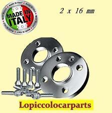 COPPIA DISTANZIALI FIAT PANDA 2012> 4x98  58.1 DA 16 MM CON BULLONI