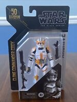 Star Wars The Black Series Archive Clone Commander Cody 6 Inch Action Figure