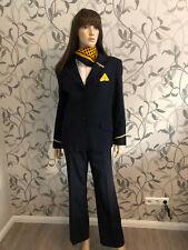 Lufthansa City Line Stewardess Flugbegleiter Uniform