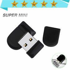 Thumb Drive Pendrive Memory Stick Flash Drive Mini 1MB-64GB USB2.0 Black lot-