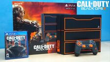 Sony PS4 Call of Duty:Black Ops III 3 Limited Edition 1TB Console+ 2 Controllers