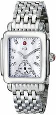 Michele Deco 16 Mid Diamond Dial MOP MWW06V000002 Steel Ladies Watch