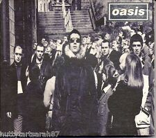 OASIS - D'You Know What I Mean? 4 Track AUSTRIAN CRESCD256 (CD 1997) Nr MINT