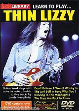 Fare clic su Libreria imparare a giocare Thin Lizzy lezione SCOTT Gorham Gary Moore CHITARRA DVD